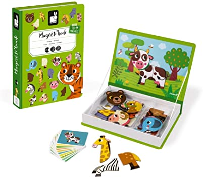 Activity Set - Magneti' Animals