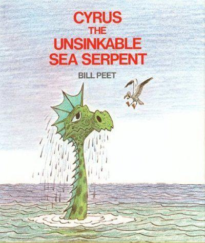 Book - Cyrus The Unsinkable Serpent