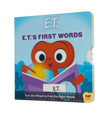 E.T.'s First Words - Board Book