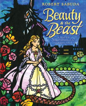 Book (Hard Cover) - Beauty & The Beast Pop Up