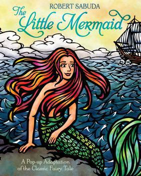 Books (Hard Cover) - The Little Mermaid Pop-Up