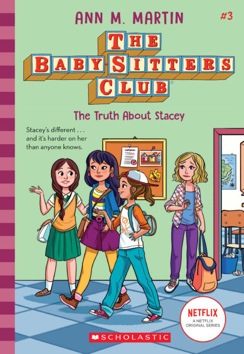 Book (Paperback) - The Babysitters Club #3 ( The Truth About Stacey)