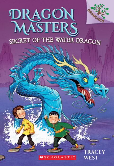 Book (Paperback) - Dragon Masters #3 (Secret Of The Water Dragon)