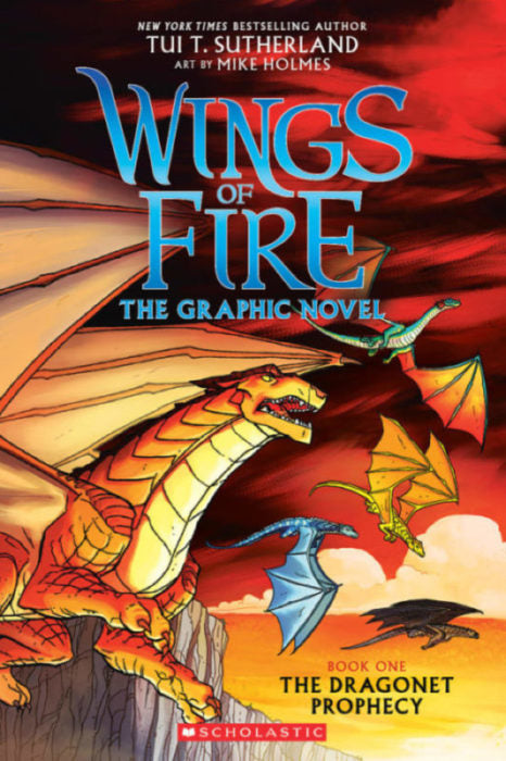 Book (Hard Cover) - Wings Of Fire The Graphic Novel