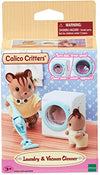 Calico Critters - Laundry & Vacuum Cleaner