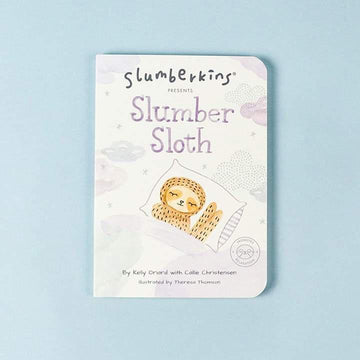 Slumberkins - Slumber Sloth Board Book