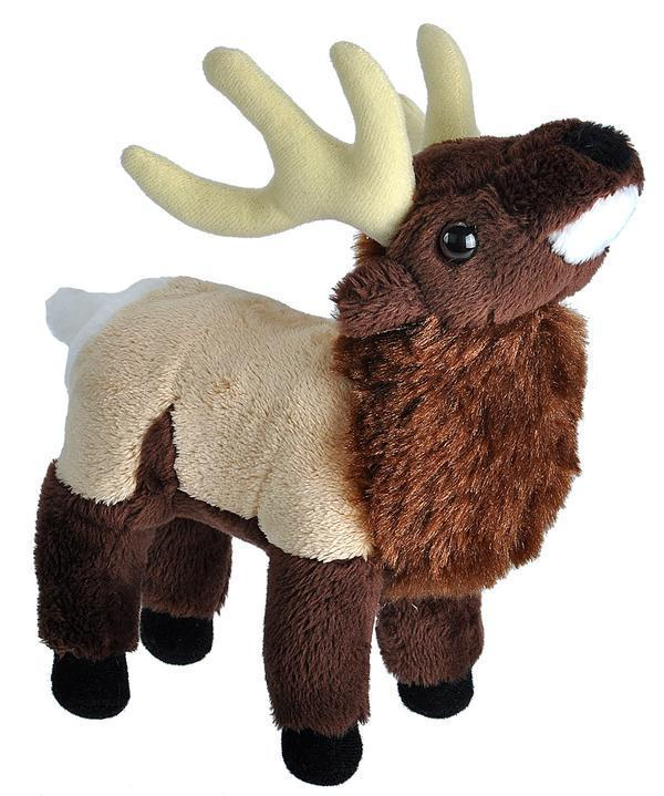 Stuffed Animal - Wild Calls Elk 8in.