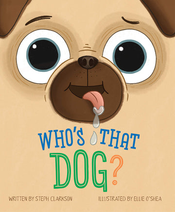 Books(Board) - Who's That Dog?