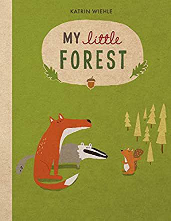 Book (Board) - My Little Forest
