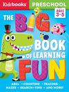 Book (Activity) - Preschool Big Book Of Learning