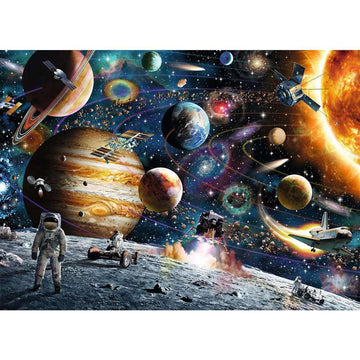 Puzzle - Outer Space -  60 Pieces