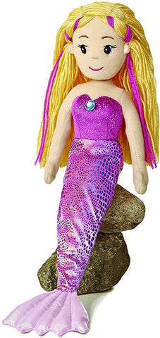 Mermaid Doll - Marinna