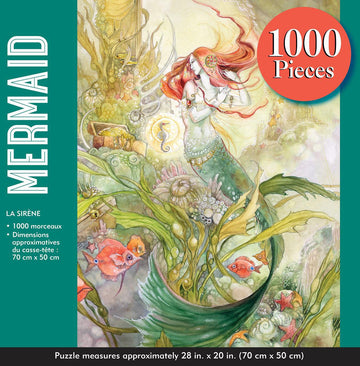 Puzzle - Mermaid - 1000 Pieces