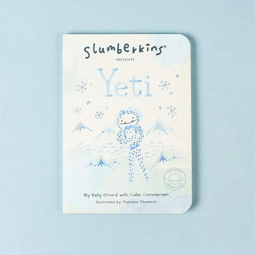 Slumberkins - Yeti Board Book