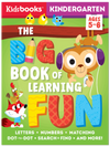 Book (Activity) - Kindergarten Big Book Of Learning