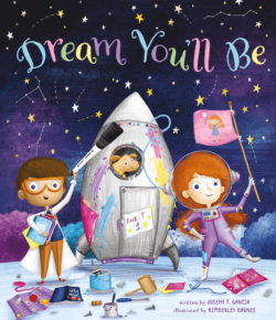 Books(hardcover) - Dream You'll Be