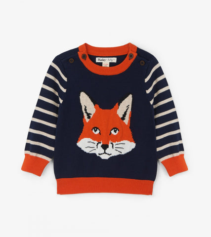 Sweater - Clever Fox