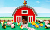Pix Brix - Farmland Mystery Animal Box