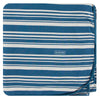 Throw Blanket - Fishing Stripe