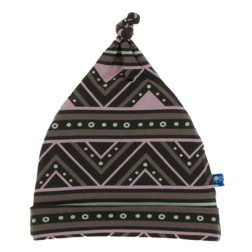 Hat Single Knot - African Pattern