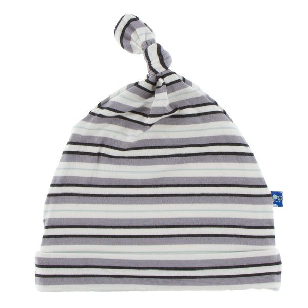 Hat (Single Knot) - India Pure Stripe