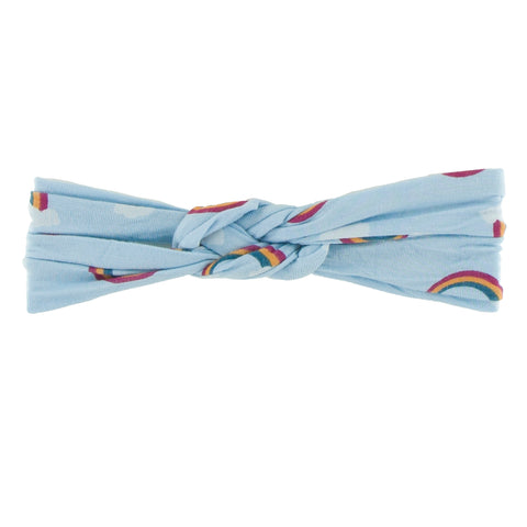 Knot Headband - Pond Rainbow