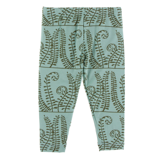 Leggings - Shore Ferns
