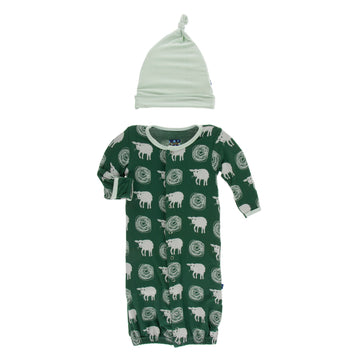 Converter Gown With Hat  -  Topiary Tuscan Sheep