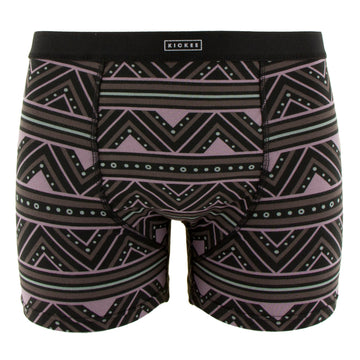 Men's Boxer Briefs - African Pattern
