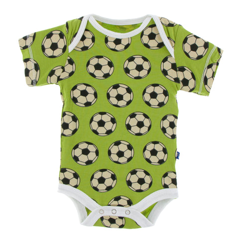 Onesie (Short Sleeve) - Meadow Soccer