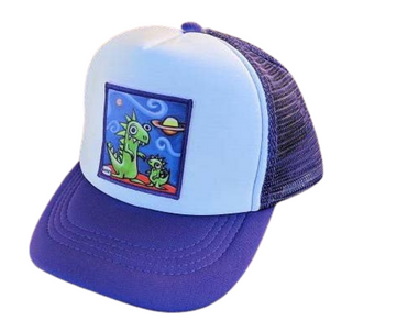 Trucker Hat (Kids) - Dinosaur Jr Little Henry