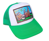 Trucker Hat (Kids)  - Sasquatch Chilling