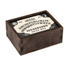 Wooden Box - Ouija Board 3 x 4 Inches