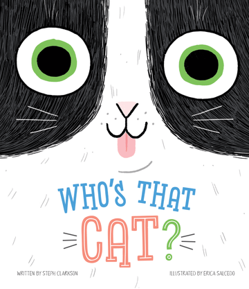 Books(Board) - Who's That Cat?