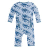 Coverall (Zipper) - Pond Leafy Sea Dragon