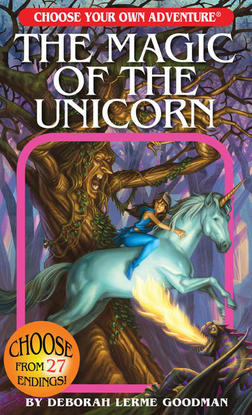 Book - Choose Your Own Adventure: The Magic Of The Unicorn