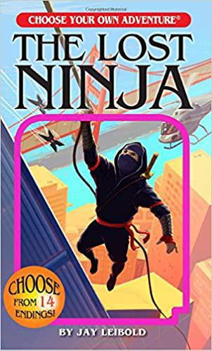Book - Choose Your Own Adventure: The Lost Ninja
