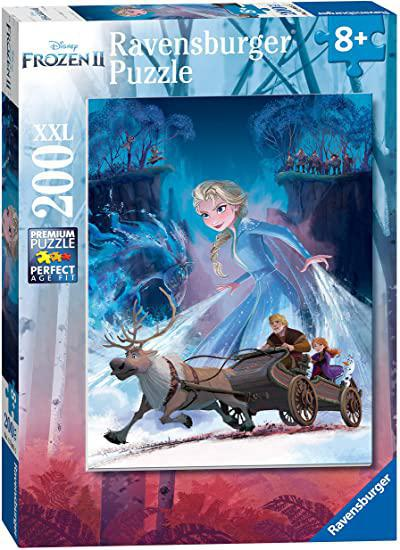 Puzzle - Frozen 2: The Mysterious Forest - 200pc