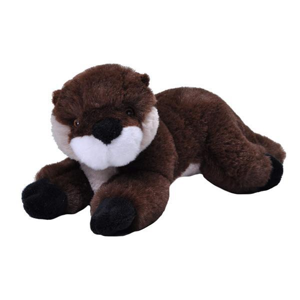 Stuffed Animal - Ecokins River Otter 8 in.