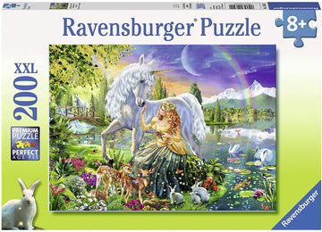 Puzzle - Gathering at Twilight - 200 Pieces