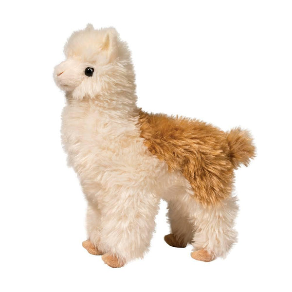 Stuffed Animal - Alpaca 10.5 in