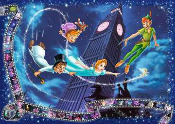 Puzzle  - Disney Collector's Edition - Peter Pan -  1000pc