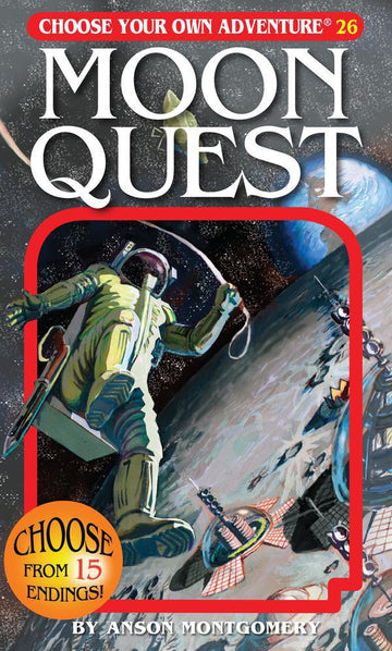 Book - Choose Your Own Adventure: Moon Quest