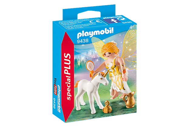 Playmobil - Fairy With Unicorn