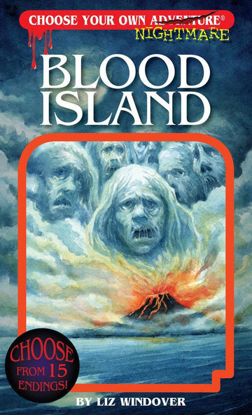 Book - Choose Your Own Adventure(Nightmare): Blood Island