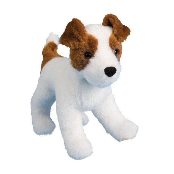 Stuffed Animal - Jack Russel Dog