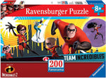 Puzzle - Incredibles 2 Panorama - 200pc