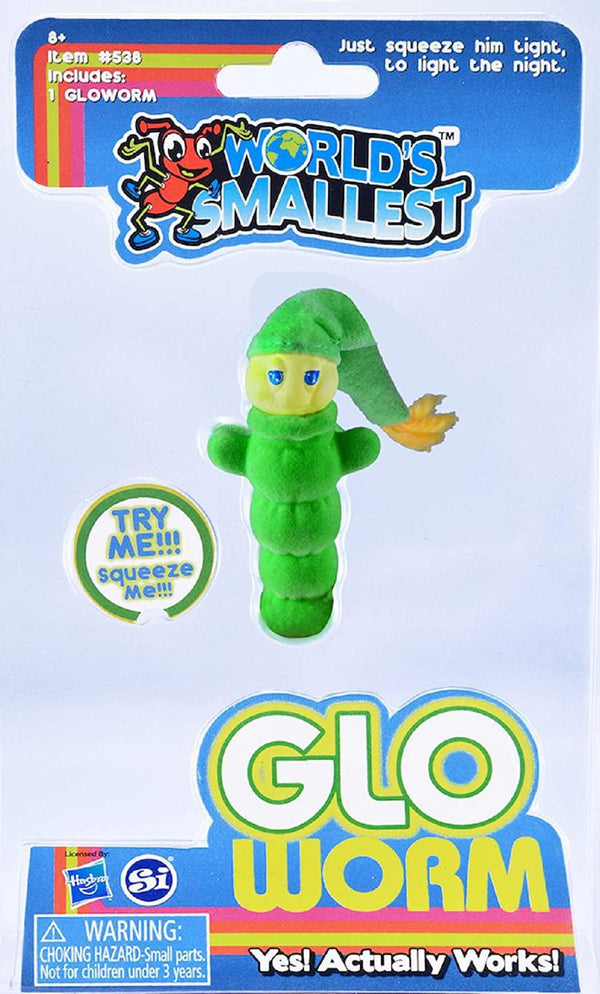 World's Smallest - Glo Worm