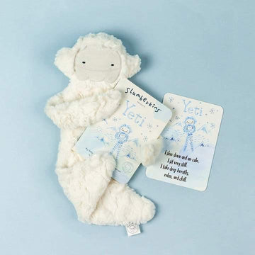 Slumberkins - Yeti Snuggler Set