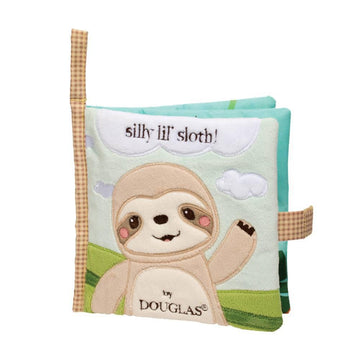 Baby Toys - Sloth Soft Activity Book